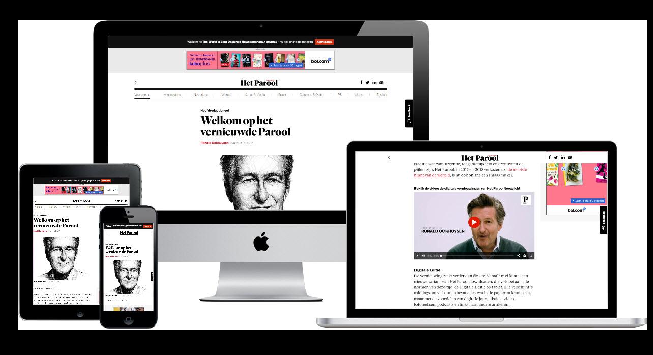 Publish digital newspapers
