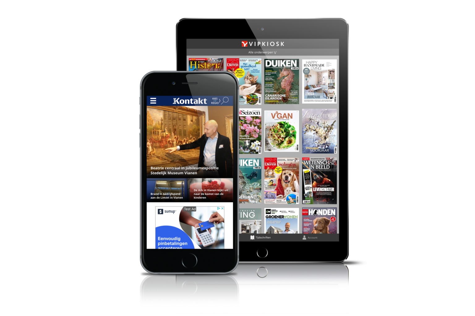 apps voor uitgevers een app uitgeven