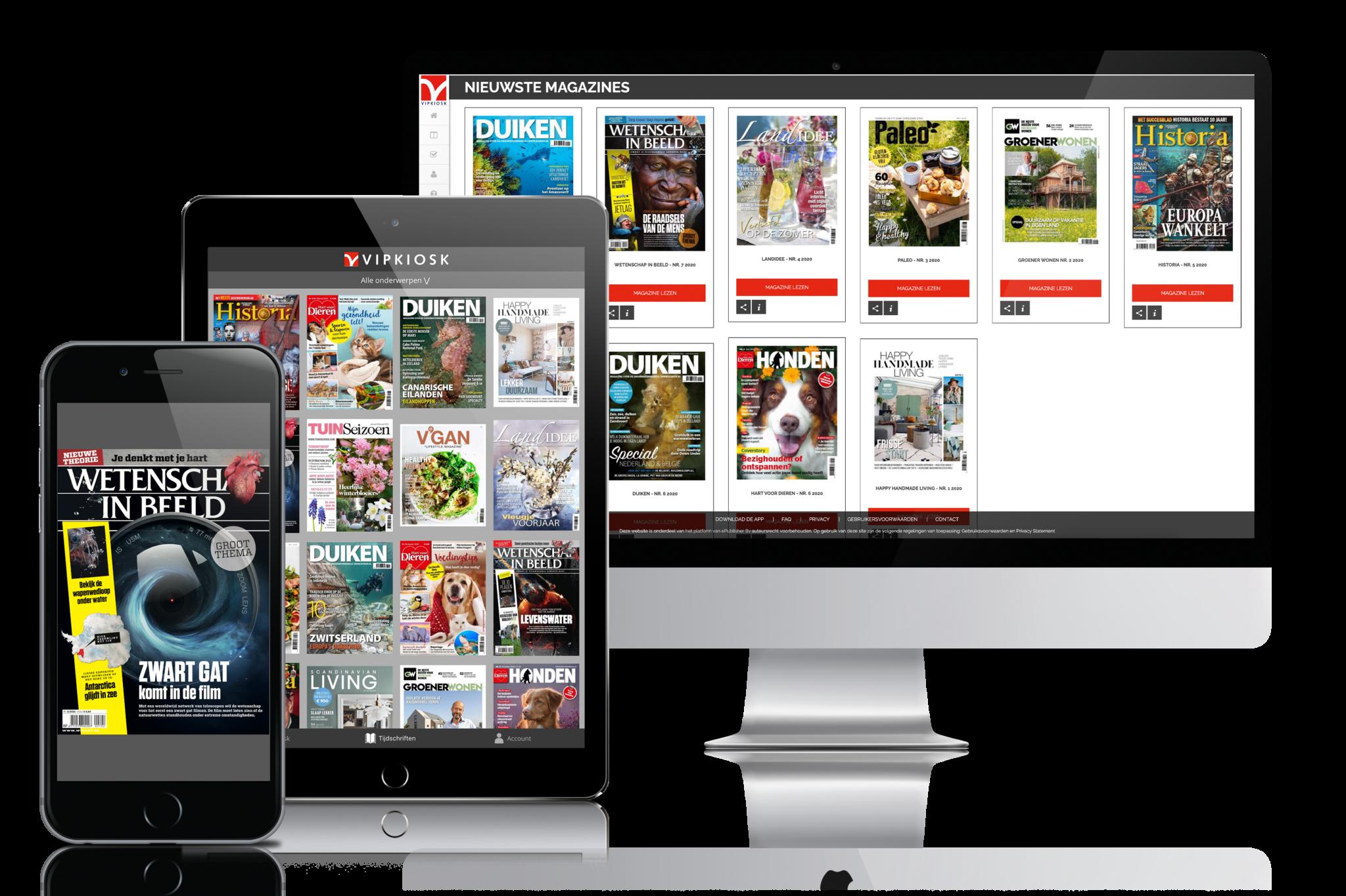 digitale tijdschriften uitgevers tijdschrift uitgeven