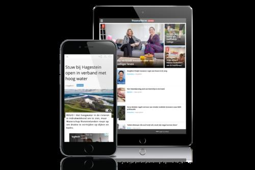 kranten apps uitgevers krant app uitgeven