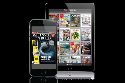Tijdschriften apps uitgevers tijdschrift uitgeven