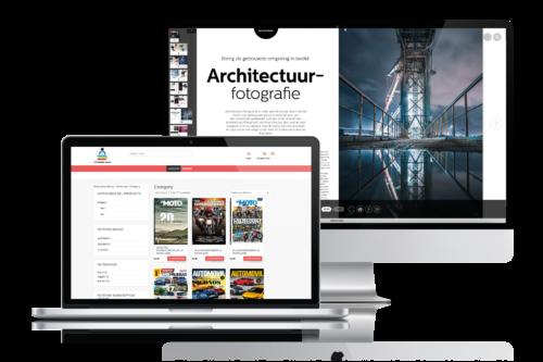 Tijdschriften website uitgevers tijdschrift uitgeven webshop