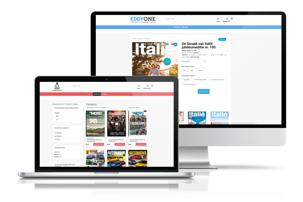 webshop uitgevers webshop uitgeven tijdschrift verkopen